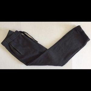 Nike Adjustable Cuffs Joggers Sweatpants Sz Large